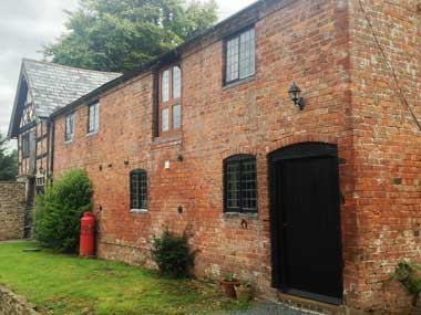 Luntley Court - The Granary